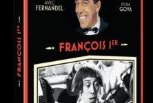 François 1er de Christian-Jaque sort en dvd