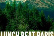 Votre pause déj d'aujourd'hui : concept «Lunch Beat»