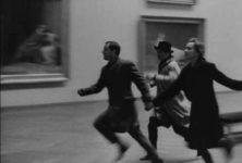 Bande à Part de Jean-Luc Godard en dvd et Blu-ray
