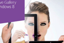 Creative Gallery by Windows 8, un rêve de révolution
