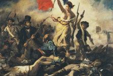 La Liberté guidant le peuple de Delacroix s'en va prendre le Nord