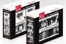 Les éditions Jacques Canetti proposent deux coffrets d'introuvables de Jeanne Moreau, Serge Reggiani, Judith Magre…