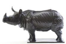 La sculpture animalière à l'honneur à la Galerie Estades