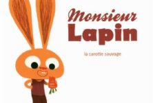 Monsieur Lapin la carotte sauvage de Loïc Dauvillier & Baptiste Amsallem