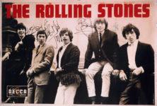 Des lettres d'amour de Mick Jagger vendues 187 250 livres