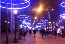 Place aux marchés de Noël 2012