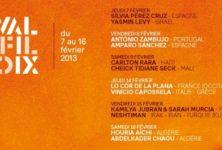Le festival au Fil des Voix débutera en février à l'Alhambra