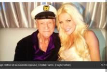 A 86 ans, le patron de Playboy se remarie