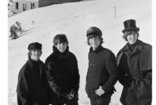 Des photos inédites des Beatles