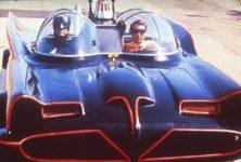 La Batmobile a été vendue pour 4,62millions de dollars