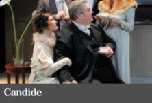 Candide par Emmanuel Daumas, une pièce de salon plus blagueuse que mordante