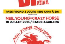 Le Big Festival met en vente son pass trois jours