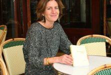Pauline Dreyfus reçoit le 80ème prix des Deux Magots