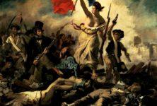 La liberté guidant le peuple dégradée au Louvre-Lens
