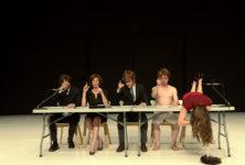 Le Cabaret Discrépant au théâtre de la Colline
