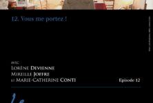 Episode 12 de la web série de Steve Catieau : Le prolongement de moi