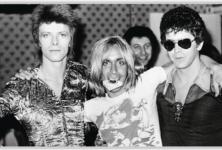 Un film sur les années berlinoises de David Bowie et Iggy Pop
