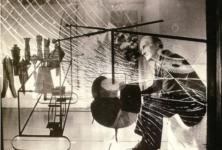 La mariée mise à nu, femme fatale de Marcel Duchamp