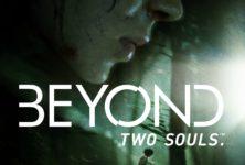 Ellen Page et William Defoe dans le jeu vidéo Beyond : Two Souls