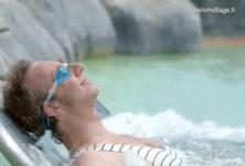 Stéphane Bern le roi du camping !!!