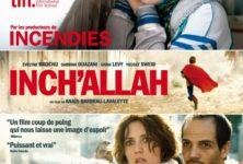INCH'ALLAH : Un récit humain et touchant sur le conflit Israélo-palestinien vu à travers les yeux d'une jeune québécoise