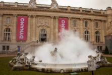 Dynamo inonde de lumière et de mouvement le Grand Palais