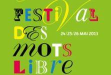 Festival mots libres : du 24 au 26 mai, Courbevoie libère les lettres