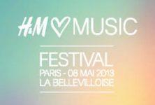 H&M lance son festival de musique à la Bellevilloise