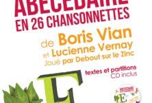 L'abécédaire de Boris Vian en 26 chansonnettes- Boris Vian, c'est aussi pour les enfants !!