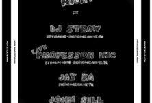 Gagnez 5×2 places pour la soirée Phonogramme le 2 mai au Rex Club