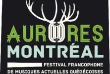 [Live report] L'ouverture du festival Aurores Montréal avec Salomé Leclerc, Marie-Pierre Arthur et Ariane Moffatt au Divan du Monde