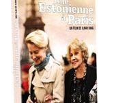 Une estonienne à Paris, un film avec Jeanne Moreau en dvd