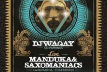 La Revancha !!! Vendredi 10 mai @ OPA Bastille w/ Inti, Mosca Verde, Manduka, Waqai (electro-cumbia-afro house-latin digital)