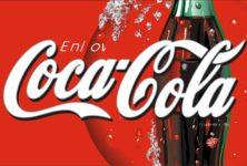 Mettez votre prénom en bouteille avec Coca Cola