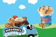 La tournée de glaces gratuites de Ben&Jerry's s'arrêtera à Paris du 21 au 24 mai