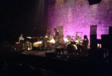 [Live Report] Stéphane Huchard embrase le festival Jazz à Saint-Germain au Café de la Danse