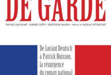 Les Historiens de garde – de Lorànt Deutsch à Patrick Buisson – de William Blanc, Aurore Chéry et Christophe Naudin, sur les dangers de l'instrumentalisation de l'histoire…