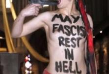 Les FEMEN: toujours là où on les attend…