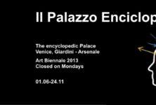 La 55è exposition Internationale d'art contemporain de la Biennale de Venise s'ouvrira le 1er juin 2013