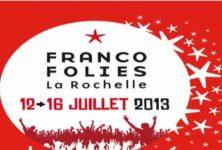 Gagnez 1×2 places pour le concert de Disiz, Olivia Ruiz, Tryo et Orelsan le 13 juillet aux Francofolies