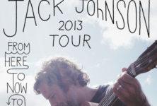 Jack Johnson à l'Olympia le 14 septembre 2013