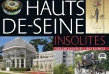 Hauts -de- Seine insolites de Renée Grimaud
