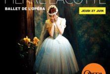 «La Sylphide» à l'Opéra de Paris, un dépaysement romantique