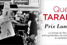 Quentin Tarantino recevra le Prix Lumière 2013