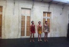 [Avignon Off] Ambra Senatore, Cindy Van Acker, Simon Tanguy et Anne Nguyen dansent à La belle scène saint-denis
