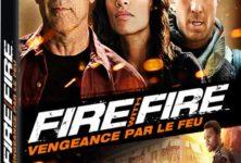 Fire with Fire: un polar avec Bruce Willis et Rosario Dawson en dvd