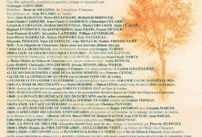 La Forêt des Livres : programme de la journée qui marque l'ouverture de la Rentrée Littéraire