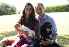 Kate, William et George : première photo de famille pour le Royal Baby