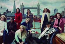 Marks & Spencer, figures féminines britanniques mises à l'honneur