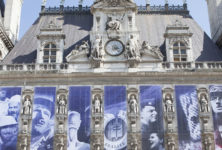 Inauguration de la Place de la Libération à Paris le 25 août